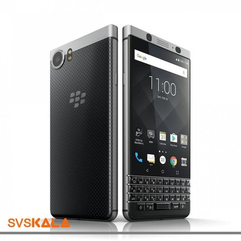 تصویر گوشی بلک بری KEYone | ظرفیت ۶۴ گیگابایت BlackBerry KEYone | 64GB