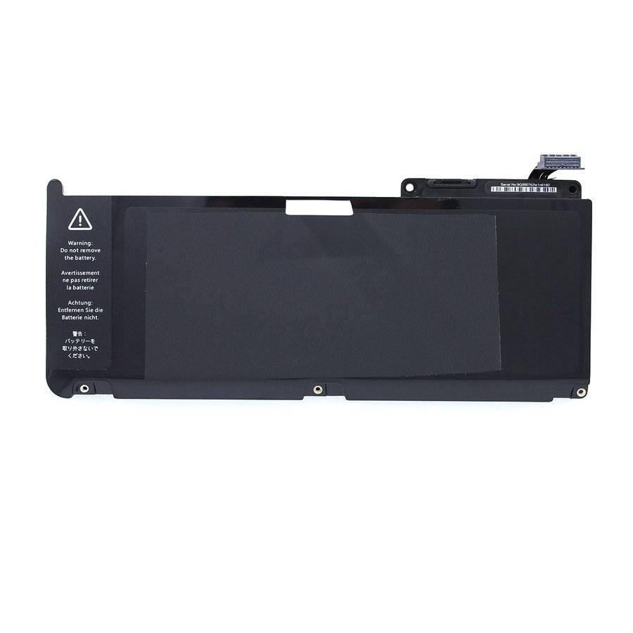 تصویر باتری مک بوک پرو ۱۳ اینچ 2009 مدل A1342 – مدل باتری A1331