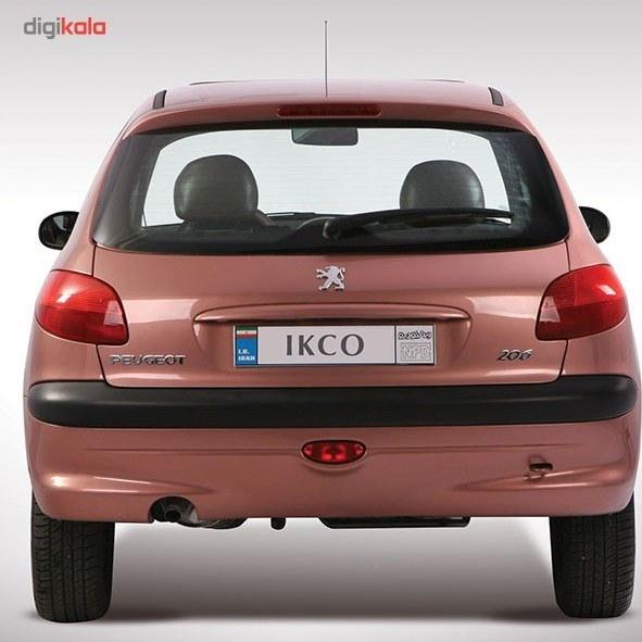 عکس خودرو پژو 206 تیپ 3 دنده ای سال 1390 Peugeot 206 Trim 3 1390 MT خودرو-پژو-206-تیپ-3-دنده-ای-سال-1390 13