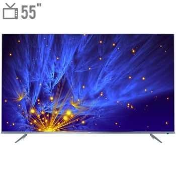 تلویزیون 55 اینچ تی سی ال مدل P6US