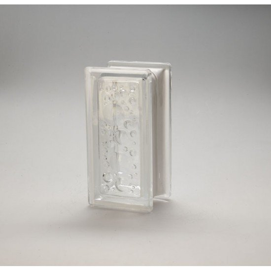 تصویر بلوک شیشه ای کاوه مدل نیمه حبابی