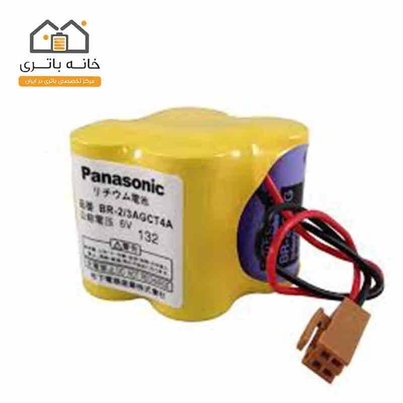 main images باتری پاناسونیک PLC لیتیوم 6 ولت panasonic