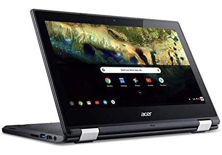 Acer Chromebook R 11 Convertible Laptop, Celeron N...