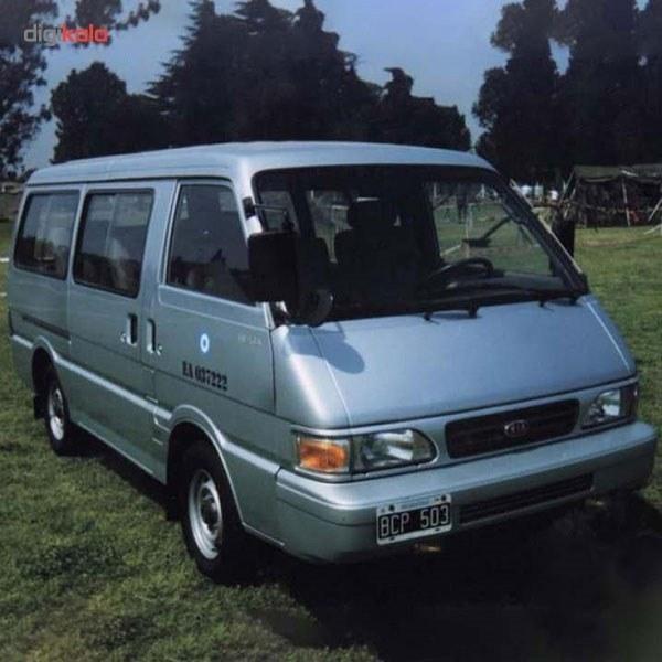 img خودرو کیا Besta دنده ای سال 1992