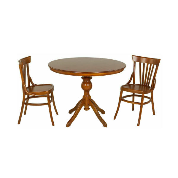 میز و صندلی ناهارخوری طرح لهستانی مدل m03