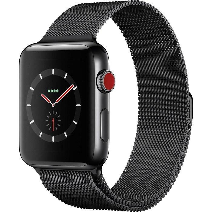 تصویر بند فلزی میلانس لوپ مناسب Apple Watch 1-5 Series