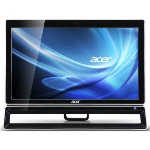 تصویر کامپیوتر آماده ایسر با پردازنده i3 و بدون صفحه نمایش لمسی کامپیوتر آماده AIO ایسر AZ3770-Core-i3-4GB-500GB-1GB