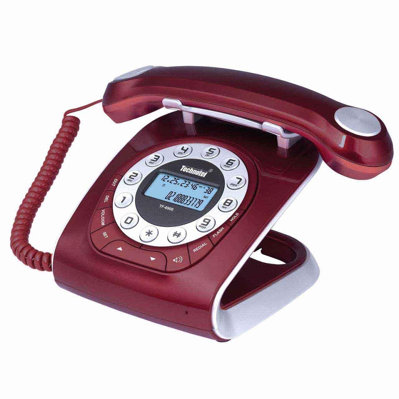 تصویر تلفن تکنوتل مدل 6900