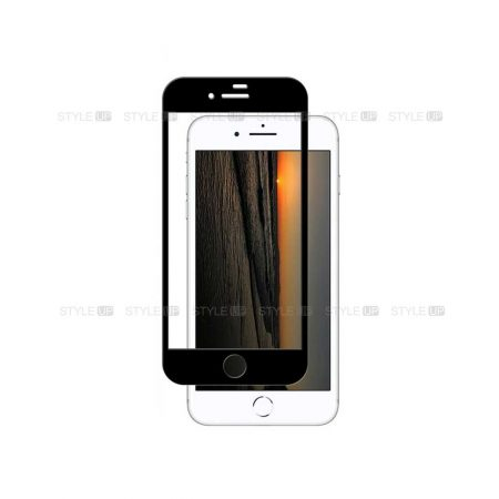 main images گلس گوشی اپل ایفون Apple SE 2020 مدل تمام صفحه Apple iPhone SE 2020 Full Cover Glass Screen Protector