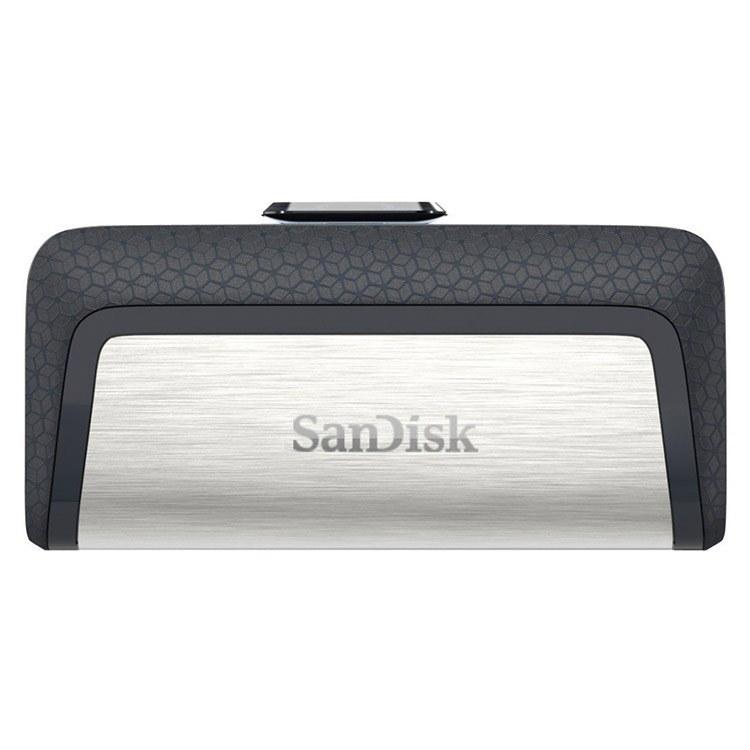 تصویر فلش مموری سندیسک SanDisk 64GB Ultra Dual Drive USB Type-C SDDDC2-064G-G46 USB Flash