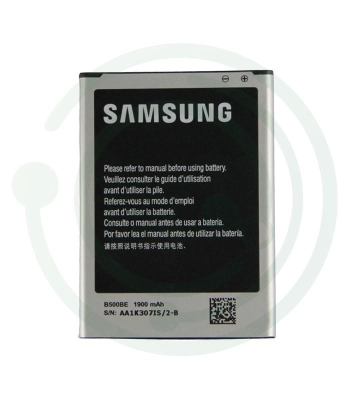 تصویر باتری اصلی موبایل سامسونگ GALAXY S4 mini و مدلهای سازگار با کد (B500BE (1900mAh Samsung GALAXY S4mini 1900mAh mobile phone Battery