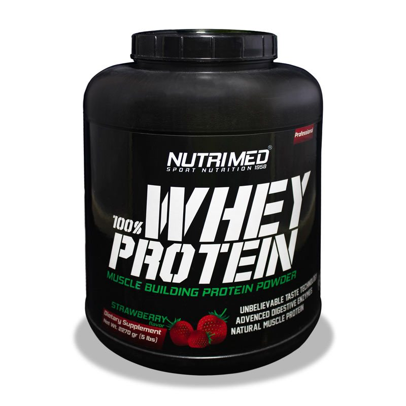 وی پروتئین نوتریمد Whey Protein Nutrimed
