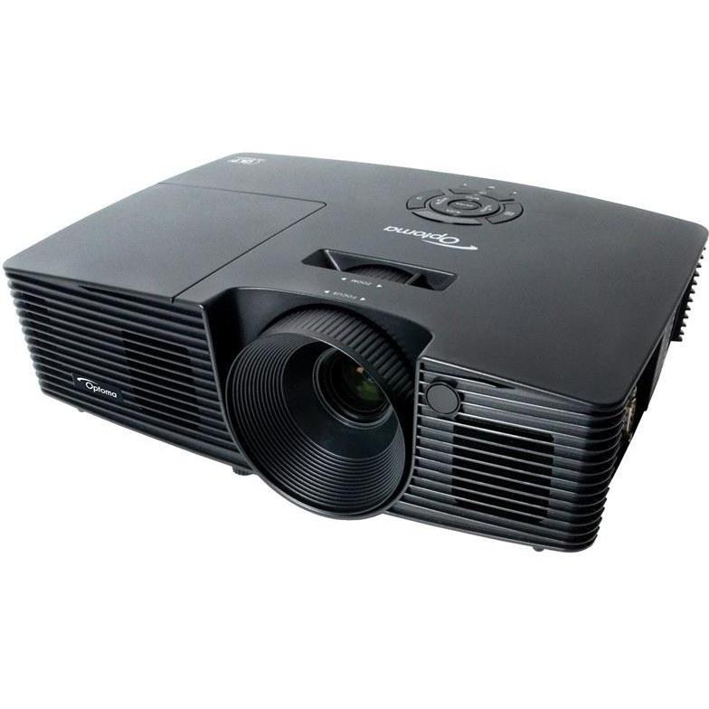تصویر ویدئو پروژکتور - اپتما Optoma S310e ویدئو پروژکتور - اپتما Optoma S310e -پایتخت ماشین