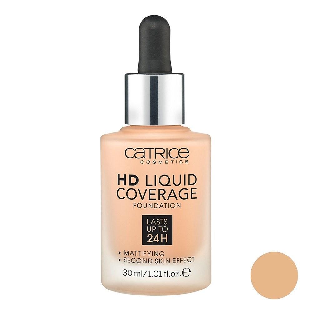 تصویر Catrice HD Liquid Coverage Foundation 40
