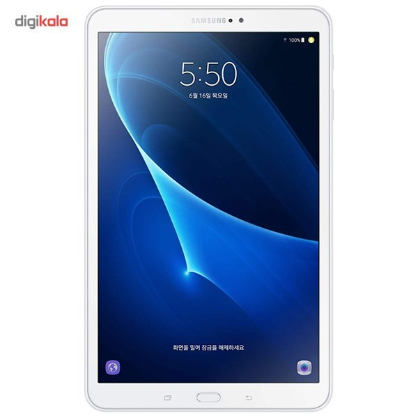 img تبلت سامسونگ تب A مدل 10.1 اینچی T585 ظرفیت 32 گیگابایت LTE Samsung Galaxy Tab A 10.1 inch T585 4G 32GB