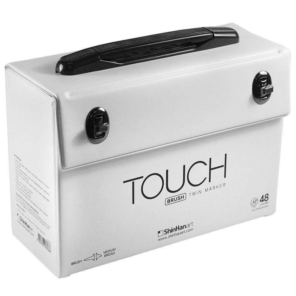تصویر کیف ماژیک تاچ ۴۸ تایی بدنه سفید