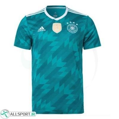 پیراهن دوم تیم ملی آلمان ویژه جام جهانی Germany 2018 World Cup Away Soccer Jersey