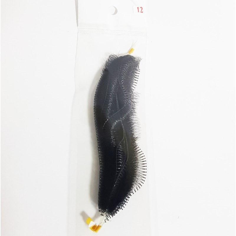تصویر مژه ریسه ای سایز بلند ۱۲mm