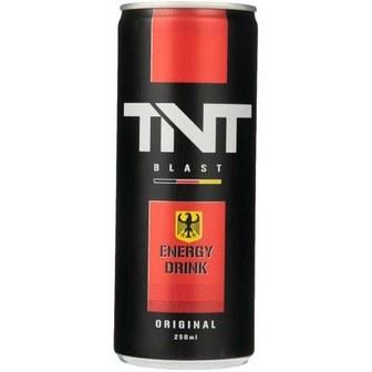 تصویر نوشابه انرژی زا TNT