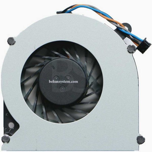 تصویر فن پردازنده لپ تاپ Fujitsu مدل LH531 سه سیم / DC5V