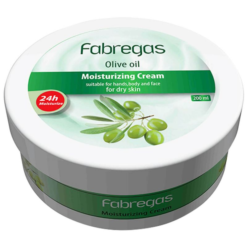 Fabregas Olive Oil Moisturizing Cream 200ml