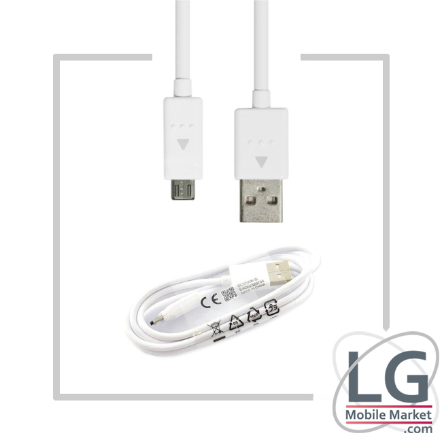 تصویر کابل شارژر اصلی Type-B ال جی| کابل LG تایپ بی
