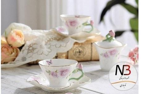 تصویر سرویس چای خوری بی وی کی مدل VK631208