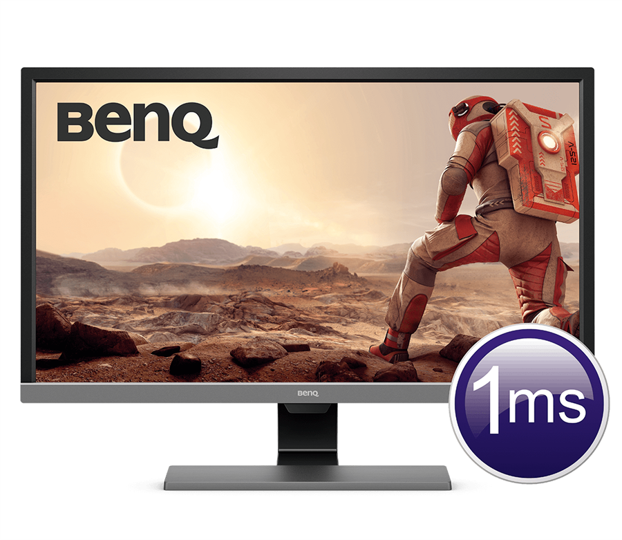 main images مانیتور 28 اینچ بنکیو EL2870U BENQ EL2870U 28 Inch Eye care Gaming Monitor