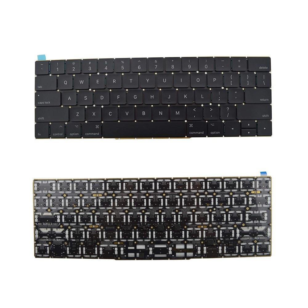 تصویر کیبورد لپ تاپ اپل مک بوک Laptop Keyboard Apple MacBook Pro A1706