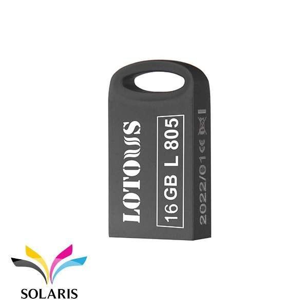 main images فلش مموری لوتوس مدل L805 ظرفیت 16 گیگابایت Lotous L805 Flash Memory USB 2.0 16GB