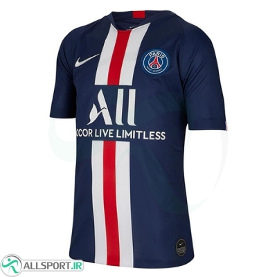 پیراهن اول پاریسن ژرمن Paris Saint Germain 2019-20 Home Soccer Jersey