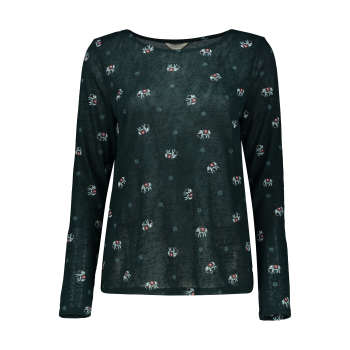 پلیور زنانه اسپرینگ فیلد مدل 6763537-GREENS | Springfield 6763537-GREENS Sweater For Women