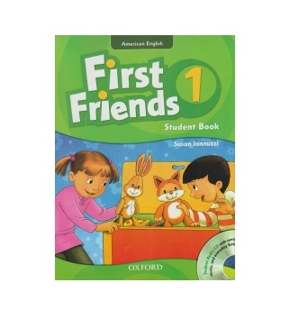 main images فلش کارت زبان First Friends American English 1 Flashcards