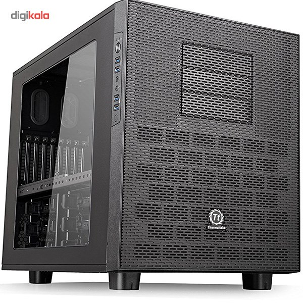 img کیس ترمالتیک مدل Core X9 E-ATX Cube کیس Case ترمالتیک Core X9 E-ATX Cube Case