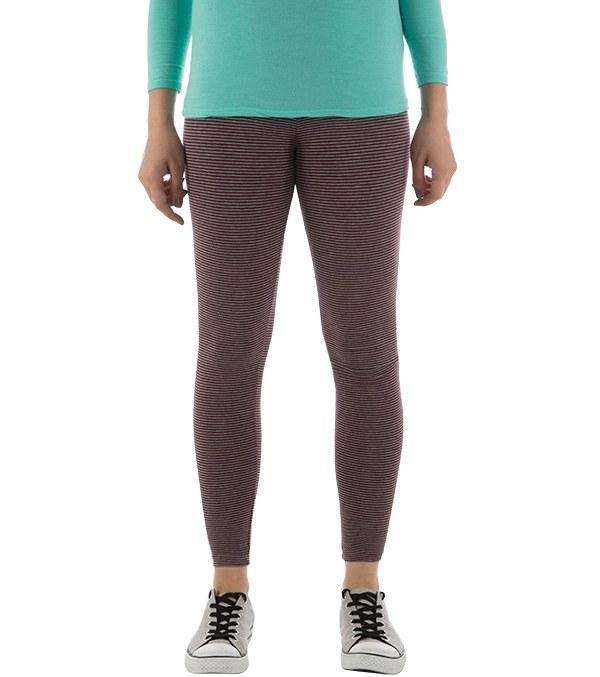 لگ زنانه راه راه جوتی جینز JootiJeans