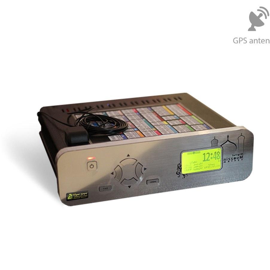 تصویر دستگاه اذان گو اتوماتیک مدل نوا