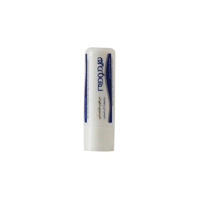 بالم مرطوب کننده قوی لب هیدرودرم مناسب لب های خشک و آسیب دیده 4.5 گرم