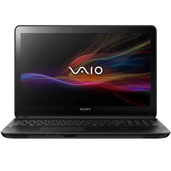 لپ تاپ سونی سری فیت با پردازنده i۷ و صفحه نمایش لمسی | SONY VAIO FIT 14E SVF14A17CXB Core i7 8GB 750GB 2GB Touch Laptop