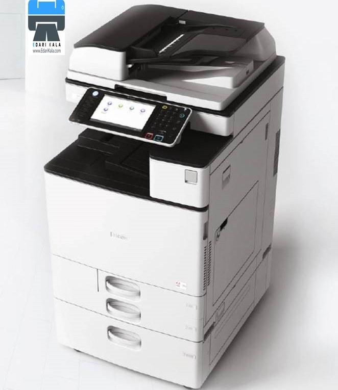 تصویر دستگاه کپی چند کاره ریکو C2011SP Ricoh Multifunctional C2011SP Copier machin
