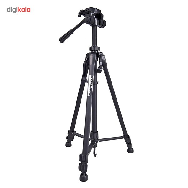 img سه پایه دوربین ویفنگ مدل WT-۳۵۲۰ Weifeng WT-3520 Camera Tripod