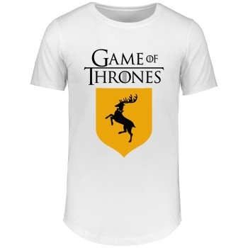 تی شرت مردانه طرح Game of thrones کد 15888  