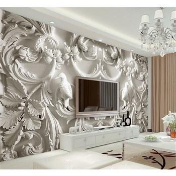 پوستر دیواری سه بعدی بومرنگ کد BW033 | Boomerang BW033 3D Wallpaper