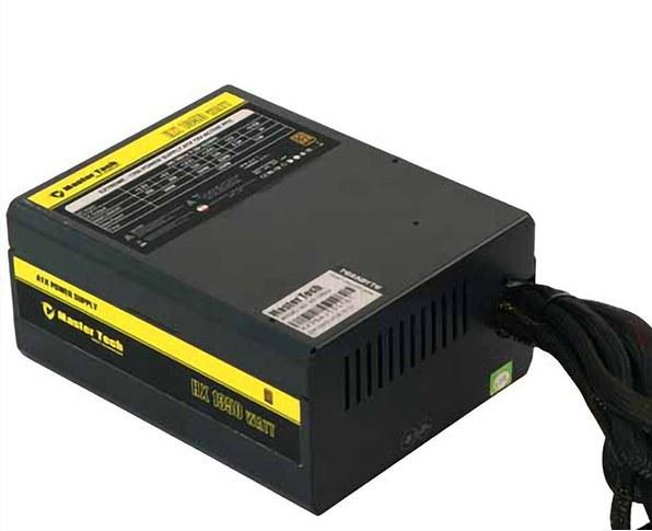 تصویر منبع تغذیه(پاور)کامپیوتر مستر تک مدل HX1350W