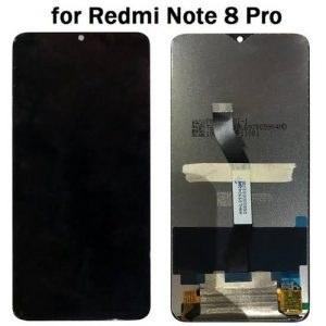 تصویر تاچ و ال سی دی شیائومی Xiaomi Redmi Note 8pro