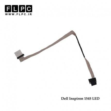 تصویر فلت تصویر لپ تاپ دل Dell Inspiron 1545 Laptop Screen cable _50-4AQ08-001_50-4AQ08-101 LED