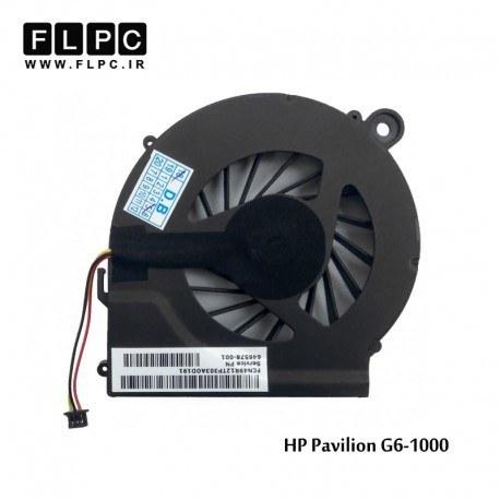 تصویر فن لپ تاپ اچ پی HP Pavilion G6-1000 Laptop CPU Fan سه سیم