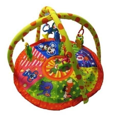 عکس تشک بازی کودک جغجغه ای 002  تشک-بازی-کودک-جغجغه-ای-002