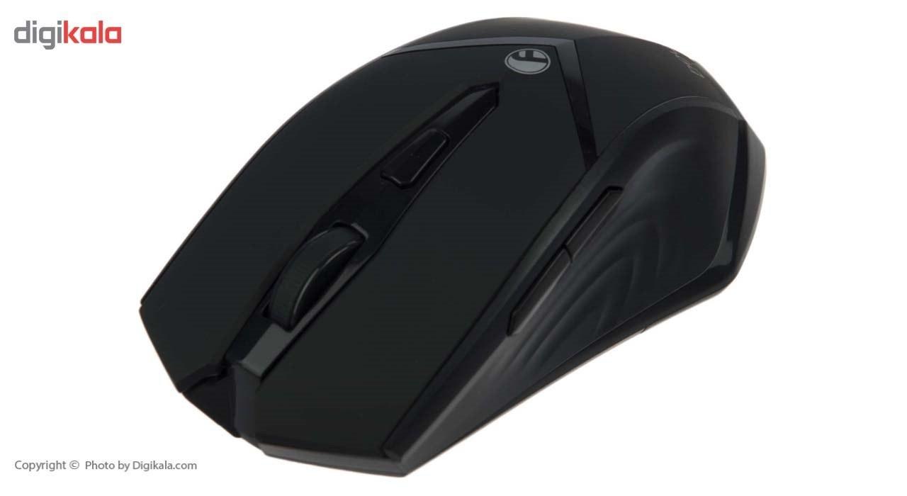 تصویر ماوس بیسیم بیاند مدل FOM-۱۳۳۳RF Beyond FOM-1333RF Wireless Mouse