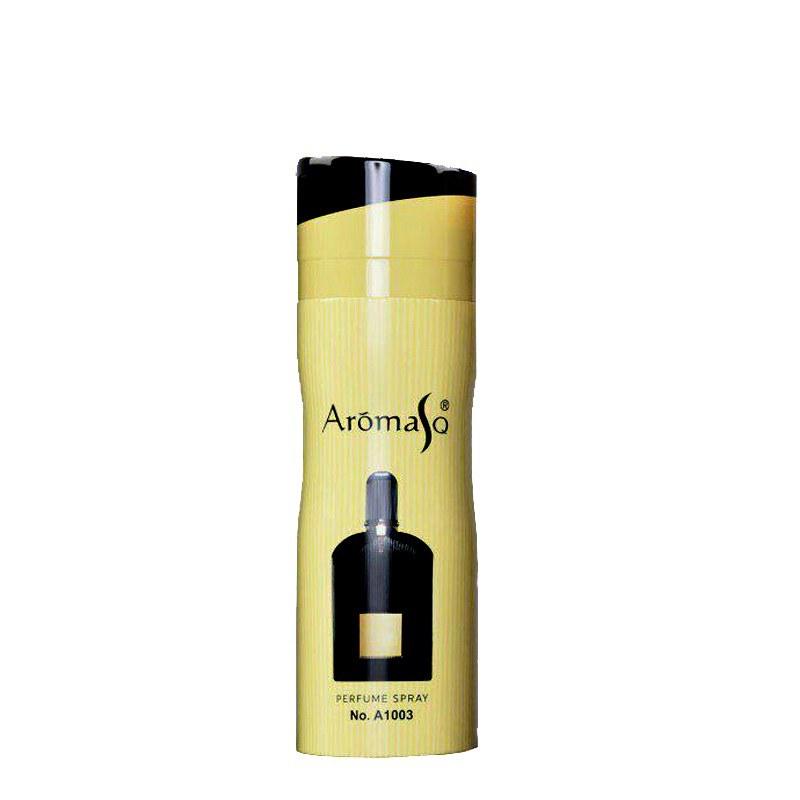اسپری خوشبو کننده ۲۰۰ میل آرومااسکیو  AROMASQ Perfume Spray رایحه تامفورد