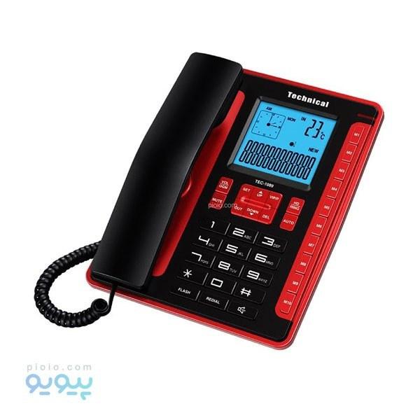 تصویر تلفن تکنیکال مدل TEC-1089